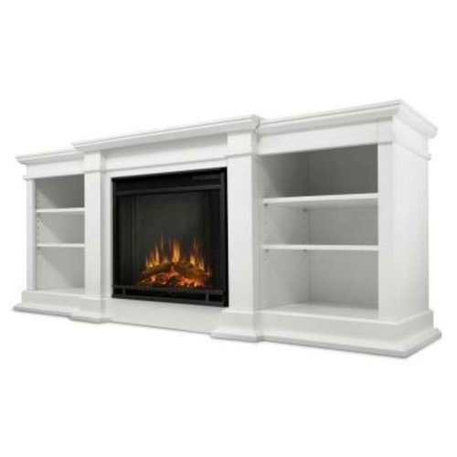 Charming Best TV Stand With Fireplace