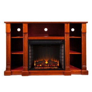 SEI AMZ8839E Kendall Electric Media Fireplace